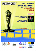 12TH CYPRUS FILM FESTIVAL MAGAZINE